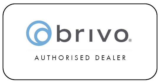 We are now a BRIVO authorised partner & dealer