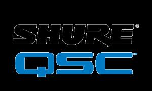 QSC SHURE