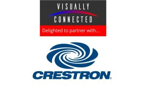 Visually Connected sign new agreement with Crestron