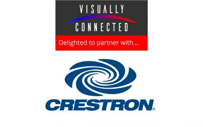 Visually Connected are the only commercial Crestron dealer and authorised partner within Swindon and Wiltshire