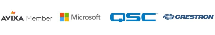 Avixa   Microsoft   QSC   Crestron