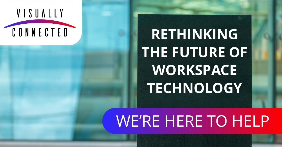 Rethinking the future of workspace technology